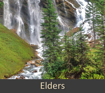 Spuzzum Nation, BC - Elders