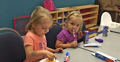 Spuzzum First Nation: Pre-School